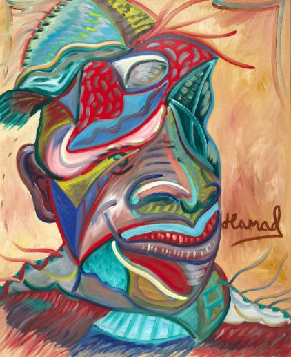 Young Picasso - Hamad Al Humaidhan The Masked Amico
