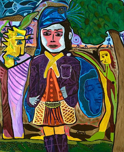 Young Picasso - Hamad Kuwait exhebition